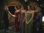 Bajoran comfort women