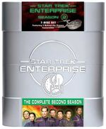 ENT Season 2 DVD