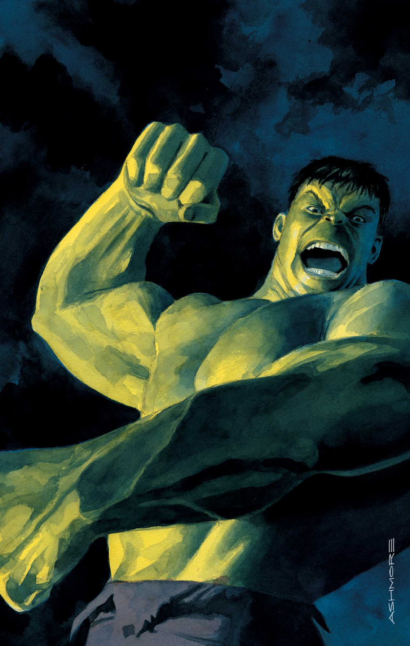Hulk Nightmerica Vol 1 5 Textless
