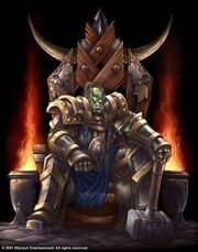 Thrall hrone