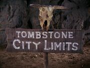 Tombstone city limits