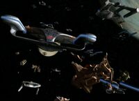 Federation Alliance fleet
