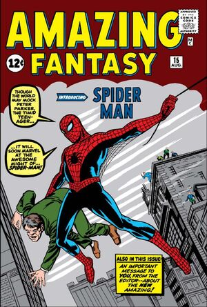 Amazing Fantasy Vol 1 15
