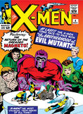 X-Men Vol 1 4