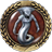 V badge SnakeBadge