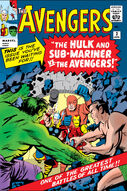 Avengers Vol 1 3