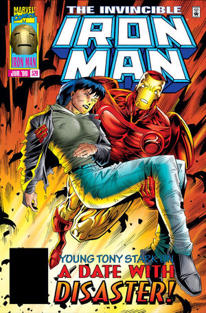 Iron Man Vol 1 329
