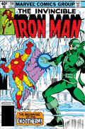 Iron Man Vol 1 136