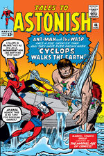 Tales to Astonish Vol 1 46
