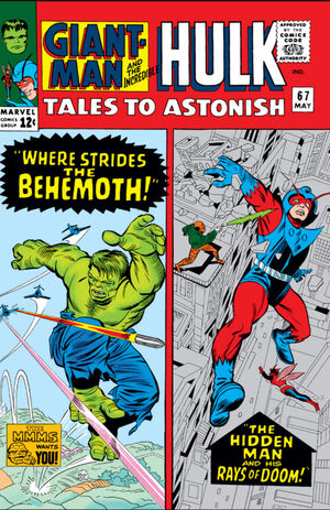Tales to Astonish Vol 1 67
