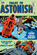 Tales to Astonish Vol 1 30