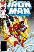 Iron Man Vol 1 216