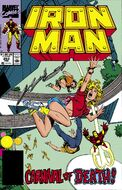 Iron Man Vol 1 253