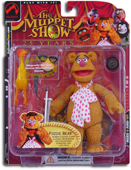Fozzie figure