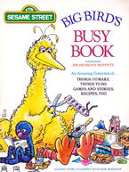 Big Bird's Busy Book
