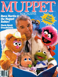 Muppet Magazine issue 10