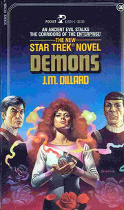 Demons Novel