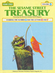 The Sesame Street Treasury Volume 5