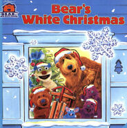 Book.Bear&#39;s White Christmas