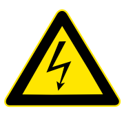 180px-High voltage warning.svg