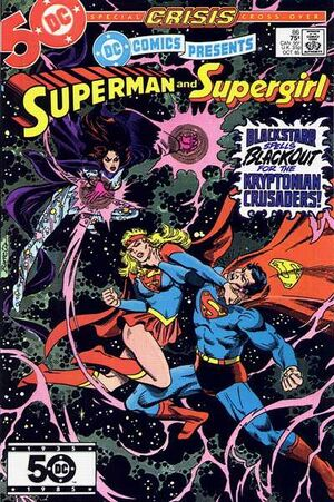 Cover for DC Comics Presents #86