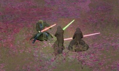 Jedi fight2