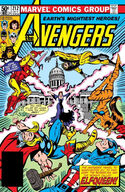 Avengers Vol 1 212