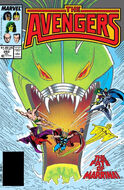 Avengers Vol 1 293