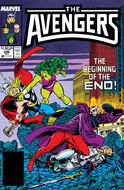 Avengers Vol 1 296