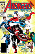 Avengers Vol 1 300