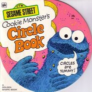Cookie Monster&#39;s Circle Book