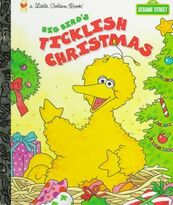Big Bird's Ticklish Christmas