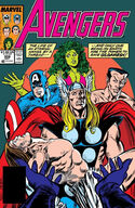 Avengers Vol 1 308