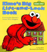 Elmo&#39;s Big Lift-and-Look Book