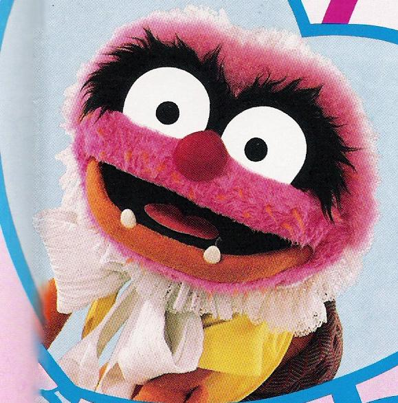 Anyone else tired of seeing animal with pink hair - Animal muppet images ...