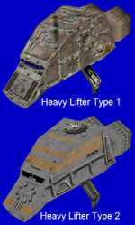 Heavy Lifter Comparison