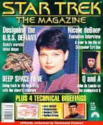 Star Trek The Magazine volume 1 issue 4 cover
