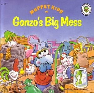 Gonzosbigmess