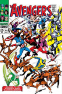Avengers Vol 1 44