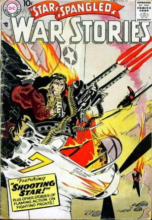 Cover for Star-Spangled War Stories #71