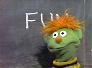 Weekly Muppet Wednesdays: Farley | The Muppet Mindset
