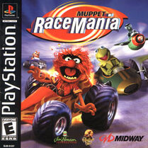 MuppetRaceMania