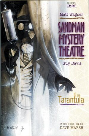 Cover for Sandman Mystery Theatre (Collections) #1
