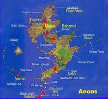 Aeonmap
