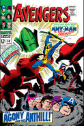 Avengers Vol 1 46