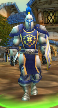 Stormwind City Patroller