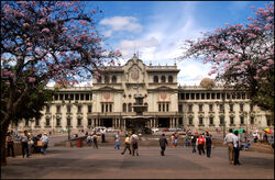 Guatemala National Palace of Culture