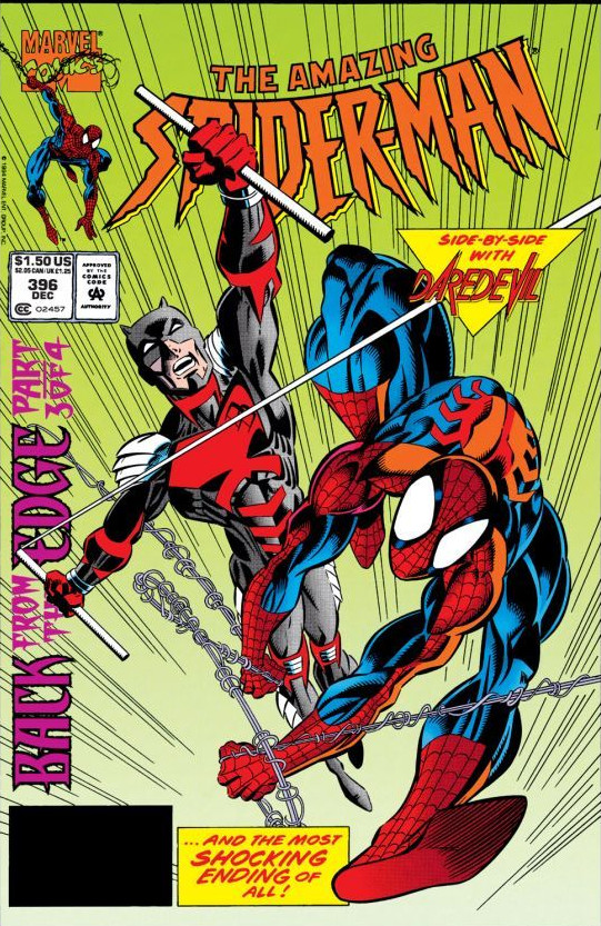 Amazing Spider-Man Vol 1 396