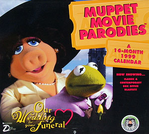 Calendar.muppets1999