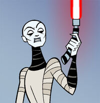 Ventress cartoon